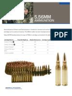 5.56 Ammunition Canada