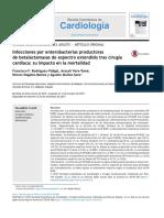 Infecciones Por Enterobacterias Productoras