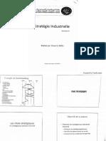 Stratégie Industriel (Polycope Amili)