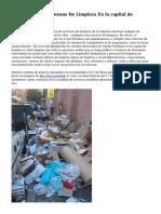 PULIGAVIOTA Empresas De Limpieza En la capital de España