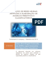 Full course in Artificial Neural Networks supervised by Genetic Algorithms (in Portuguese, English version coming)