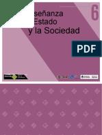 6. La Enseñanza Del Estado y La Sociedad