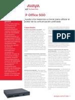 Avaya IP Office 500-LB4383SP