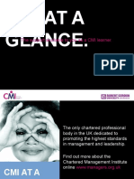The CMI Induction Presentation