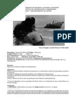Plano de Ensino Cinema Brasileiro 2 [Turma]