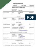 UNON Directory of Doctors
