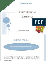 Apresentação Higiene Basica e Alimentar