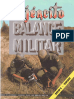 Balance Militar 1991-92