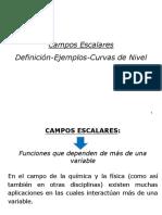 Campos Escalares