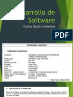 Desarrollo de Software 01