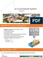 Benefits of a Connected System