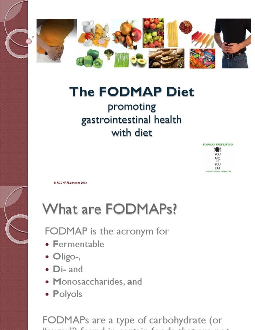 Dieta Fodmap Pdf Cocina Alimento Y Bebida