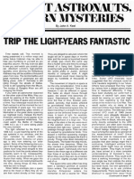 1976-11 TRIP THE LIGHT-YEARS FANTASTIC | This Haunted Planet by John A. Keel