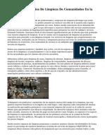 Empresa De Servicios De Limpieza De Comunidades En la villa de Madrid