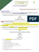 Lei 8112_90. Regime Jurídico dos Servidores Públicos Civis da União