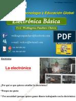 CLASES DE ELECTRONICA CLASE 1