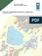 Uruguay y la migración