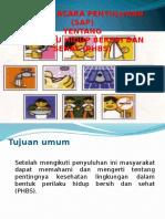 Bahan materi PHBS