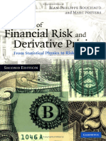 Theory Of Financial Risks From Statistical Physics To Risk Management Cambridge University Press 2000.pdf