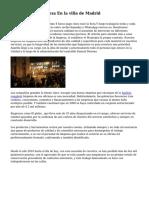 Empresa De Limpieza En la villa de Madrid