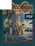 Shadowrun 1st Edition Core Rules