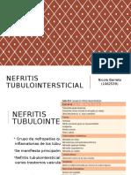 (Nefritis Tubulointersticial) - Nicole Barreto