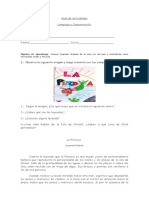 Guia de Estudio Leyenda La Pincoya