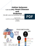 3. Dr Pugud - Correlation Between CHD and Diabetes(1)