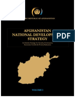 Interim - Afghan National Development Strategy