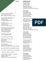 Canciones Pelicula Rio