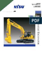 PC200-8M0 New Generation