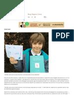 Para Conhecer o Mundo, Aos 5 Anos Garotinho Enviou Cartas Para Pessoas de Todos Os Países Do Planeta - Blog Pagina Cinco - UOL
