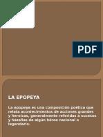 Epopeya Historia