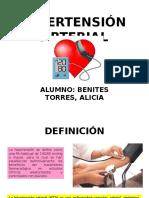 Hipertension Exposicion Dra Hinostrosa
