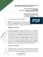 CAS n° 9387-2014-Limanorte-El Tiempo de Cambio de Ropa Forma Parte de La Jornada de Trabajo