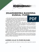 Zigardiberea Baserria Euskal Iturri