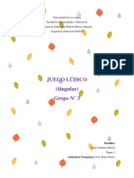 Singular Juego Lúdico. Cospoimitadancig- Medieval