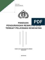 1. Cover Panduan Cuci Tangan 2016