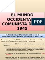 EUROPA DESPUÉS DE 1945.ppt