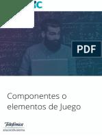 MOD4_Componentes o Elementos de Juego