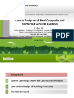 7 Carbon Footprint for Steel Composite and Reinforced Concrete Buildings