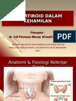 Referat Hipertiroid Dalam Kehamilan-1