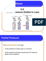 6 8 Partial Pressure Daltons Law