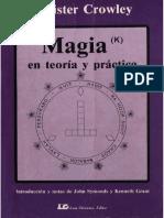 83767988 Magia k en Teoria y Practica Aleister Crowley Obra Completa en Un Solo Tomo 150517145216 Lva1 App6892