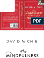 David Michie Why Mindfulness is Better Than Chocolate Extract