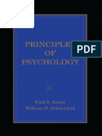 Fred Keller, William Schoenfeld - Principles of Psychology