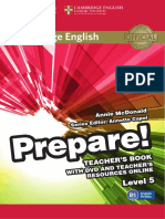 Prepare 5 Teacher s Book eBook