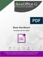LibreOffice 4.3 Base Handbuch