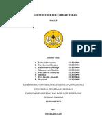 Tugas Terstruktur Farmasetika II