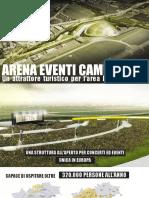 Campovolo - Arena Eventi - Slides
